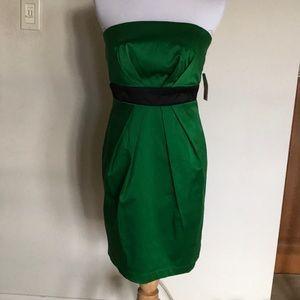 Forever 21 Green Cocktail Dress